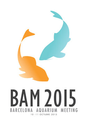 Barcelona Aquarium Meeting 2015- BAM2015 - Logo