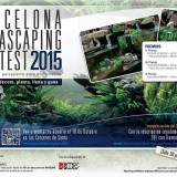 Barcelona Aquascaping Contest 2015